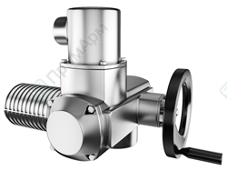 Multiturn Electric Actuators for Gate Valves. Image