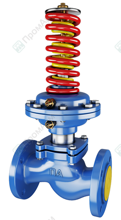 Pressure regulator. Image